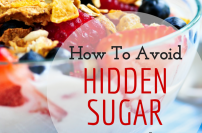 How To Lose Weight By Identifying Hidden Sugars